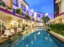 Kuta Central Park Hotel Bali Harga Terjangkau