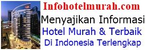 Daftar Hotel Murah